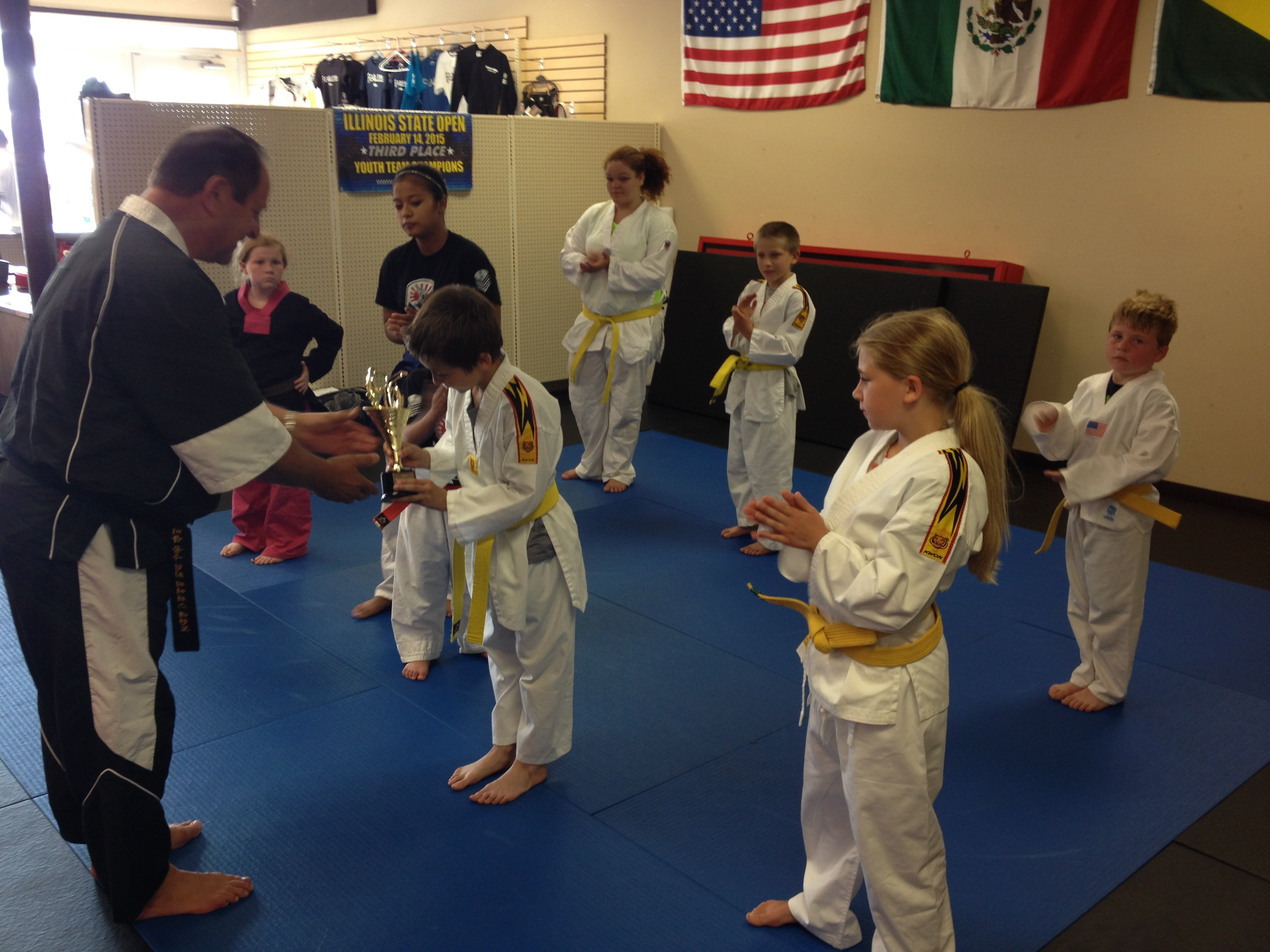 Kids Tae Kwon Do | FearlessMixed Martial Arts Academy1233 N  Touson